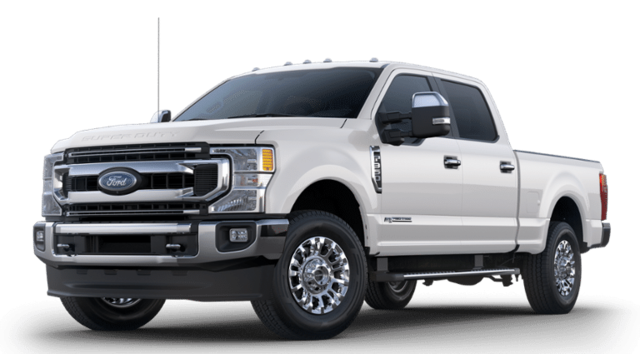 2020 Ford F-350 XLT Crew Cab Shortbox